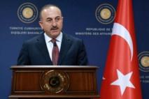 """Turquie: la frontière syrienne doit être """"nettoyée"""" de l'EI"""