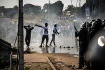 Gabon: au mois deux morts à Libreville, bouclée par les forces de l'ordre