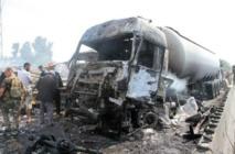 Au moins 48 morts en Syrie dans une série d'attaques à la bombe