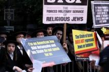 New York : Des milliers de Juifs orthodoxes manifestent contre Israël devant le siège de l'ONU