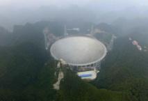 La Chine inaugure son radiotélescope, le plus grand du monde
