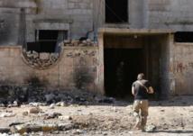 """Syrie: Deux soldats russes """"légèrement blessés"""" par les rebelles près d'Alep"""