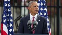 Barack Obama félicite Donald Trump pour sa victoire à la Présidentielle