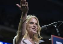 Kellyanne Conway, la femme qui a changé la trajectoire de Trump