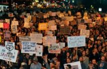 Nouvelles manifestations anti-Trump à travers les Etats-Unis