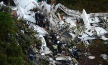 Colombie: crash aérien avec une équipe de football brésilienne