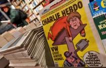 Allemagne: le journal français Charlie Hebdo met Merkel à nu