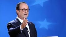 France: Hollande ne sera pas candidat à sa succession à la présidentielle de 2017