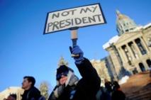 Des anti-Trump rêvent d'une révolte du collège électoral