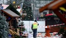 """Attentat Berlin : un """"criminel dangereux"""" probablement """"dans la nature"""""""
