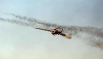 Libye : Crash d'un avion militaire