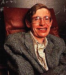 Stephen Hawking parie que l'accélérateur de particules ne trouvera pas Higgs