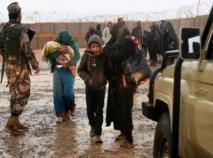 Les malheurs des Syriens bloqués à la frontière jordanienne