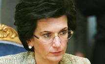 """Nino Bourdjanadze: """"Je reviens en politique"""""""