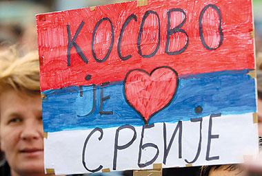 """""""L'indépendance supervisée"""" du Kosovo"""