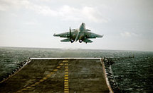 A quoi ressemblera le nouveau porte-avions russe ?