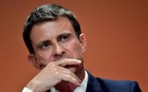 """Pour Manuel Valls, """"ce Parti socialiste est mort"""""""