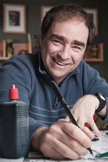 Michel Rabagliati : La genèse de Paul