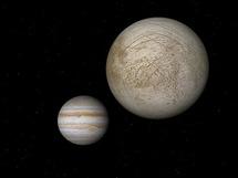 Espace : de la vie sur un satellite de Jupiter ?