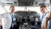 Le roi des Pays-Bas va apprendre à piloter des Boeing 737