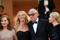 """Cannes fête le jubilé de André Téchiné, """"géant du cinéma français"""""""