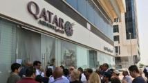 Trafic aérien perturbé dans le Golfe, l'Arabie sévit contre Qatar Airways