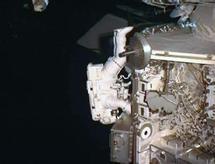 Les astronautes de l'ISS parachèvent le laboratoire nippon Kibo
