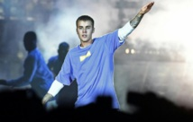 Etats-Unis: Justin Bieber a heurté un photographe avec sa voiture
