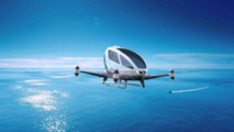 Dubaï testera les premiers taxis aériens automatisés du monde d'ici à la fin de l'année