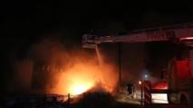 Espagne: Un incendie éclate près de l'aéroport de Barcelone