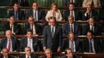 Tunisie: Le parlement accorde son vote de confiance aux nouveaux membres du gouvernement de Chahed