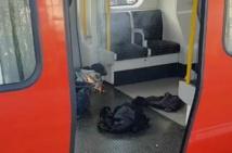 Bombe artisanale dans le métro de Londres, 22 blessés