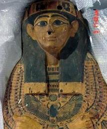 Sarcophage pharaonique