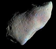 Un astéroïde tout couvert de glace, témoin du passé du système solaire