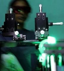 Des lasers pour créer le froid, le chaud ou promouvoir un internet vert