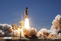La navette Atlantis lancée avec succès avec six astronautes à bord