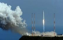La fusée sud-coréenne semble avoir explosé en vol