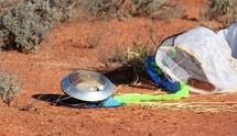 La capsule de la sonde Hayabusa confiée à un centre de recherche japonais