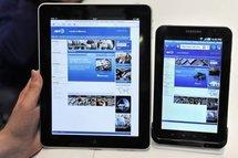 Tablette tactile: Samsung va attaquer en justice Apple en Australie