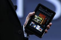 Le Kindle Fire d'Amazon, nouvelle tablette sur un marché encombré