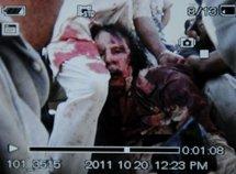 Un virus informatique promet des photos de l'AFP montrant Kadhafi mort