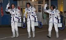 Trois astronautes de retour sur Terre après cinq mois à bord de l'ISS