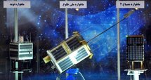 L'Iran lance avec succès son troisième satellite expérimental