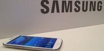 Samsung présente son nouveau smartphone Galaxy S3