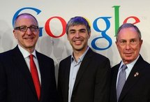 Google va prter ses bureaux  un immense campus high-tech  New York