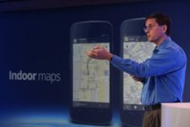 Les cartes de Google font entrer le réel dans le numérique