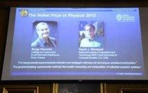 Le Nobel de Physique à un Français et un Américain