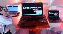 Ordinateur: le chinois Lenovo affirme être devenu numéro 1 des PC, devant HP
