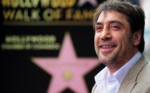 Javier Bardem a son étoile à Hollywood