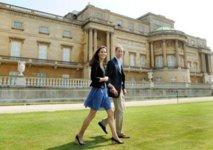 Le prince William et son épouse Kate attendent leur premier enfant